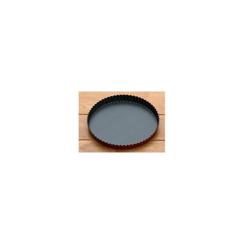 moule tarte en acier bleui cannel moulin de moulbaix. Black Bedroom Furniture Sets. Home Design Ideas
