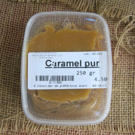 Caramel pur