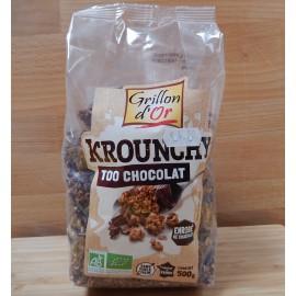 Krounchy bio – Too chocolat