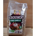 Krounchy bio - Pomme-cannelle