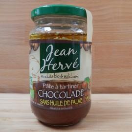 Pâte à tartiner bio sans huile de palme « La chocolade »