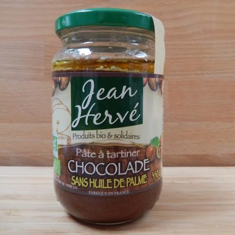 Pâte à tartiner bio « La chocolade » sans huile de palme
