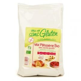 Mix pâtisserie bio sans sucres ajoutés