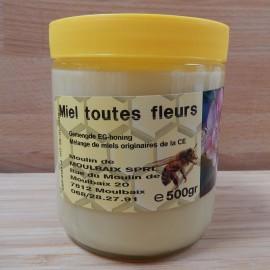 Miel toutes fleurs - 500g