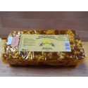 Couque au miel avec boules de sucre