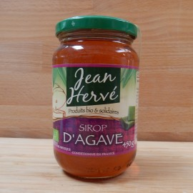 Sirop d'agave bio