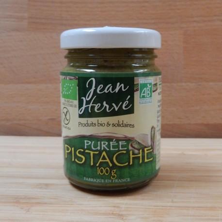 Purée de pistache bio