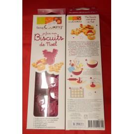 Kit pour biscuits de Noël