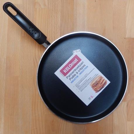 Poêle à crêpes pour induction