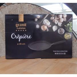 Crêpière en granit