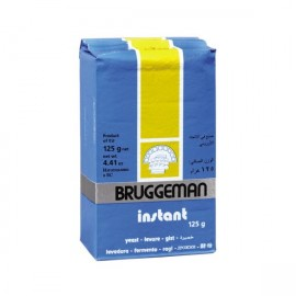 Levure sèche Brugmann Instant 125g